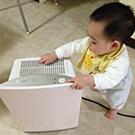 陳嘉英-有了專業的克立淨,家裡的空氣變得更乾淨